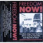 msc13. 'Freedom Now' cassette
