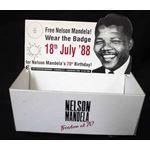 msc23. 'Freedom at 70' badge box