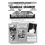 nam16. 'Demonstrate against Namibian Uranium'