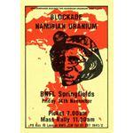 nam22. 'Blockade Namibian Uranium'