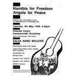 nam31. 'Namibia for Freedom Angola for Peace'