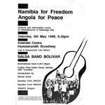 nam31. 'Namibia for Freedom Angola for Peace'