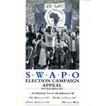 nam35. SWAPO Election Campaign Appeal