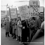 pic6005. Sharpeville massacre protest, 27 March 1960