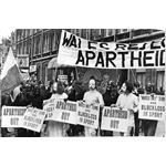 pic6916. 'Wales Rejects Apartheid'