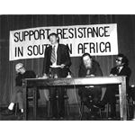 pic7313. 'No Justice' public meeting, 1973