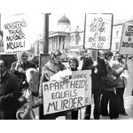 Pic7608. Protest against the death of Joseph Mdluli