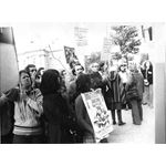 pic7716. Bannings protest, 1977