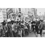 pic7905. Zimbabwe demonstration, 10 September 1979