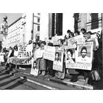 pic8111. Political prisoners vigil