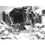 pic8223. ANC London office bombed
