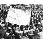 pic8415. Demonstration against PW Botha