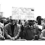pic8416. Demonstration against PW Botha