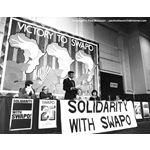 pic8502. SWAPO 25th anniversary rally