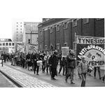 pic8521. Tyneside march for sanctions