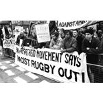 pic8602. 'Racist Rugby Out!'
