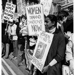 pic8604. 'Women Demand Sanctions Now'