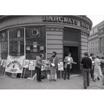 pic8629. Boycotting Barclays on Tyneside