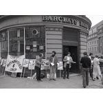 pic8629. Boycotting Barclays on Tyneside