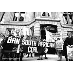 pic8813. 'Ban South African coal'