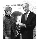 pic8842. AAM raffle prize presentation, 1988