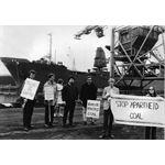 pic8910. 'Stop Apartheid Coal', Teesside, 1989
