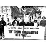 pic8915. Protest at 10 Downing Street, June 1989