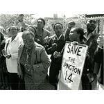 pic8918. 'Save the Upington 14'