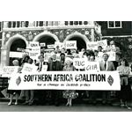 pic8919. The Southern Africa Coalition, 1989