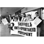 pic8922. Picketing Tesco in Sheffield