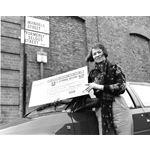 pic8925. Glenda Jackson launches the AAM Raffle