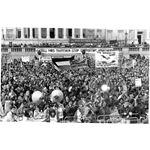 pic9004. Rally in Trafalgar Square