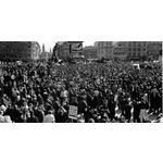 pic9005. Rally in Trafalgar Square