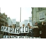 pic9011. 'Apartheid Is No Holiday'
