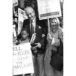 pic9205. 'Tell de Klerk: Stop the Violence'