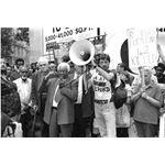 pic9209. Boipatong massacre protest, 1992