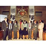 pic9308. Local Authorities Against Apartheid conference