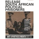 po003. Release South African political prisoners