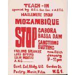 po008. 'Stop Cabora Bassa Dam'