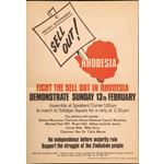 po021. Fight the Sell Out in Rhodesia