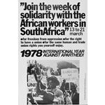po046. Join the Week of Solidarity with the African Workers in South Africa