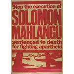po049. Stop the Execution of Solomon Mahlangu