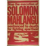 po049. Stop the Execution of Solomon Mahlangu