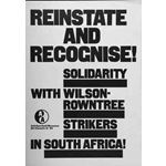 po062. Solidarity with Wilson-Rowntree Strikers