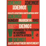 po065. ¡DEMO! ¡DEMO! ¡DEMO! Sunday March 14 1982