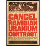 po076. Cancel the Namibian Uranium Contract
