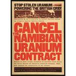 po076. Cancel the Namibian Uranium Contract