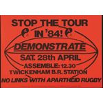 po078. Stop the Tour in '84!