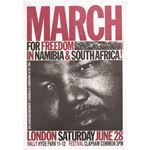 po085. March for Freedom in Namibia and South Africa