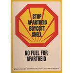 po088. Stop Apartheid Boycott Shell